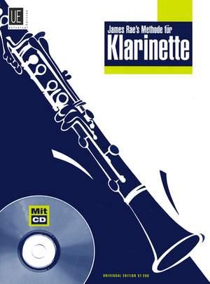 Rae, J: James Rae's Methode für Klarinette mit CD