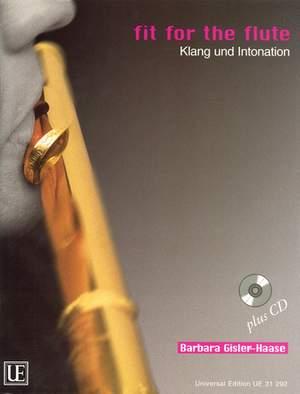 Gisler-Haase Ba: Fit for the Flute - Klang und Intonation