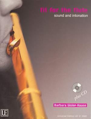 Gisler-Haase Ba: Gisler-hasse Fit For Flute