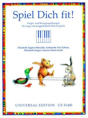 Van Zabner Anto: Spiel Dich fit !