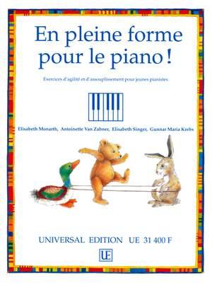 Van Zabner Anto: En pleine forme pour le piano!