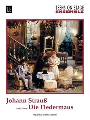 Johann Strauss II: Strauss Fledermaus Flex-ens Scpts