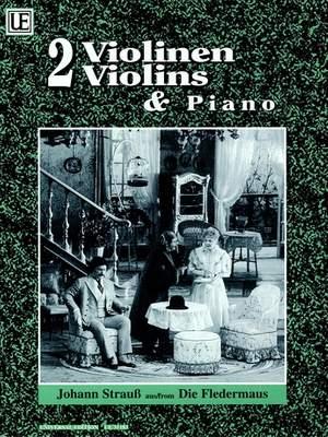 Johann Strauss II: Strauss Fledermaus 2vln Pft