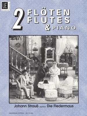Johann Strauss II: Strauss Fledermaus 2fl Pft