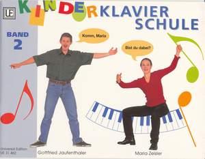 UE Kinder-Klavierschule Band 2