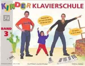 UE Kinder-Klavierschule Band 3