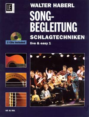 Haberl Walter E: Schlagtechniken - Songbegleitung Band 1
