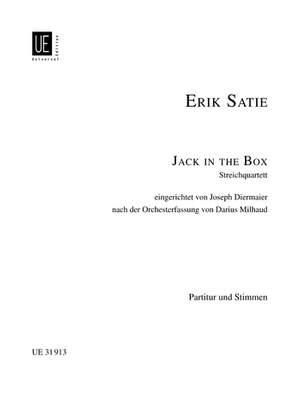 Satie, E: Jack in the Box