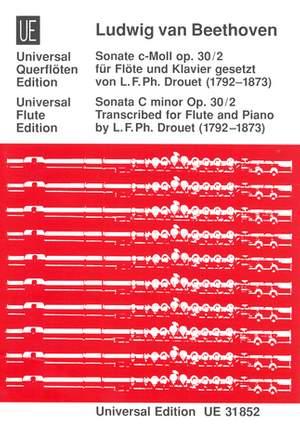 Beethoven: Sonate op. 30/2