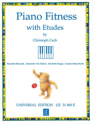 Cech Christoph: Piano Fitness with Etudes