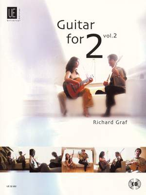 Guitar for 2 with CD volume 2 Band 2