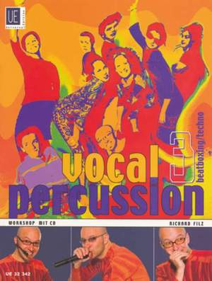 Filz Richard: Vocal Percussion – beatboxing/techno Band 3 Product Image