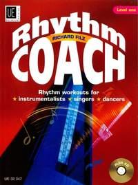 Filz Richard: Rhythm Coach with CD Band 1