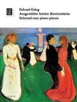 Grieg, E: Selected Easy Piano Pieces