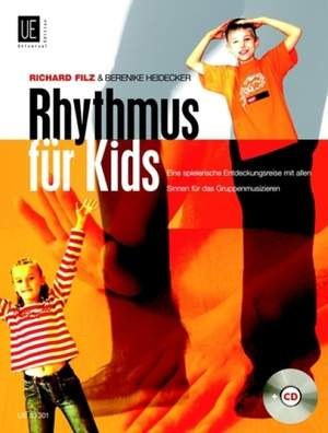 Filz Richard: Rhythmus für Kids Band 1 Product Image