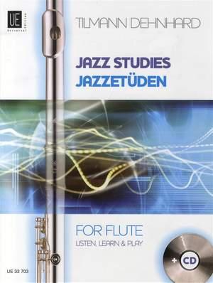 Dehnhard, T: Jazz Studies with CD