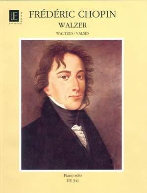 Chopin, F: Chopin Walzer