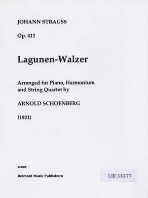 Johann Strauss II: Lagunen-Walzer op. 411