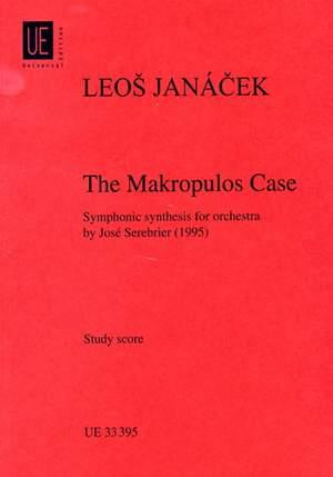 Janácek Leoš: The Makropulos Case