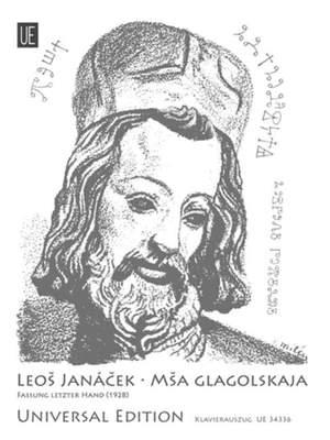 Janácek Leoš: Mša glagolskaja Product Image