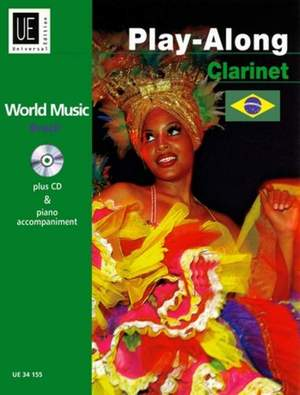 World Music- Brazil with CD