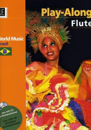 World Music - Brazil with CD