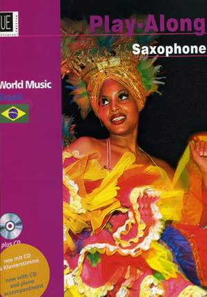 World Music-Brazil with CD