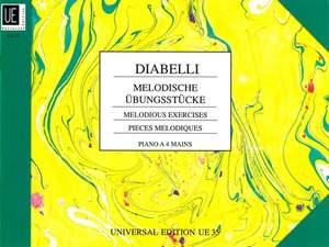 Diabelli, A: Melodic Pieces op. 149