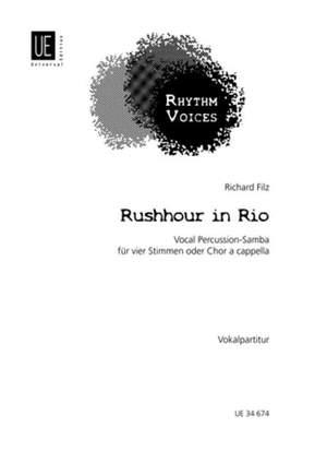 Filz Richard: Rushhour in Rio Product Image