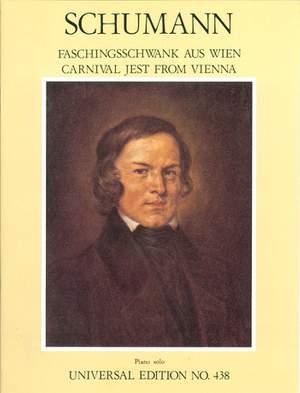 Schumann: Faschingsschwank Op.26