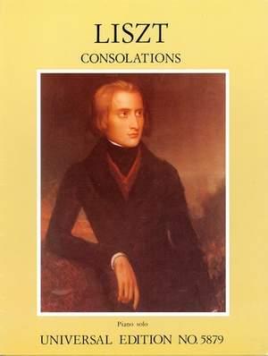 Liszt, F: Liszt Consolations