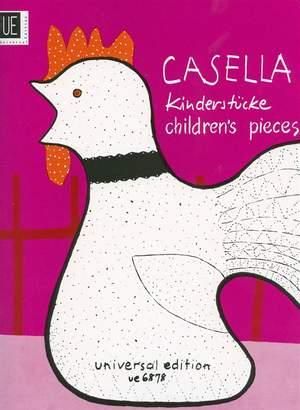 Casella, A: Cassella 11 Kinderstucke