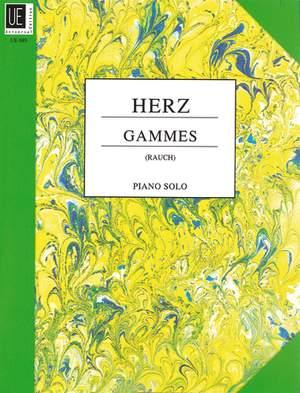 Herz, H: Herz Collection Studies Scales Passages