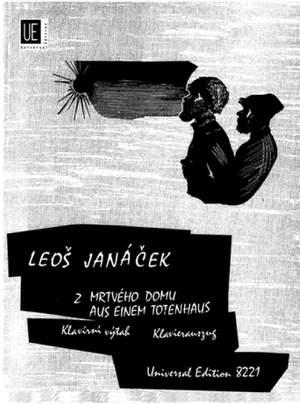 Janácek, L: Aus Einem Totenhaus Vocal Score