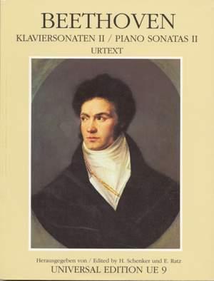 Beethoven, L v: Complete Piano Sonatas Vol. 2 Band 2