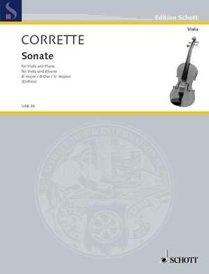 Corrette, M: Sonata in Bb Major