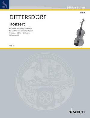 Dittersdorf, K D v: Concerto C major Krebs 157 Nr. 10