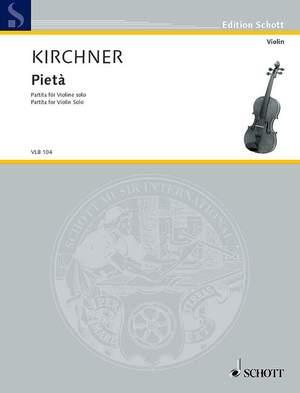 Kirchner, V D: Pietà