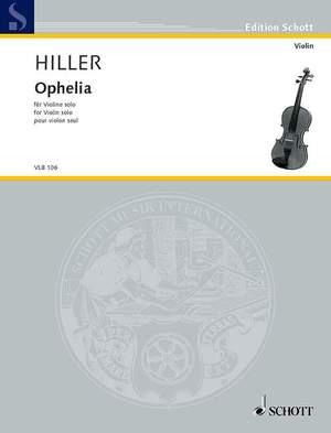 Hiller, W: Ophelia