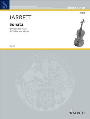 Jarrett, K: Sonata