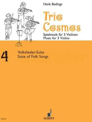 Badings, H: Trio-Cosmos Nr. 4