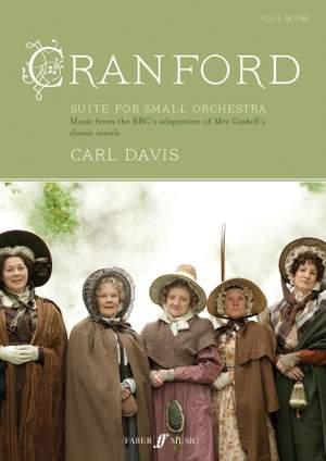 Davis, Carl: Cranford Suite (score)