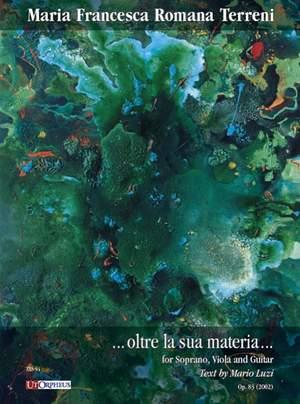 Terreni, M F R: ...oltre la sua materia... (2002) op. 83