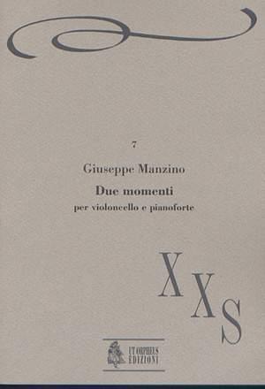 Manzino, G: 2 Momenti