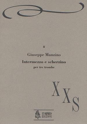 Manzino, G: Intermezzo and Scherzino