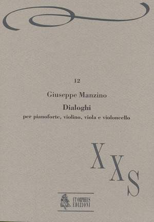 Manzino, G: Dialoghi