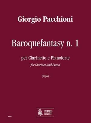 Pacchioni, G: Baroquefantasy No. 1 (1996)