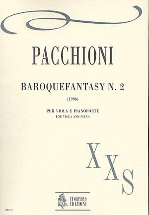 Pacchioni, G: Baroquefantasy No. 2 (1996)