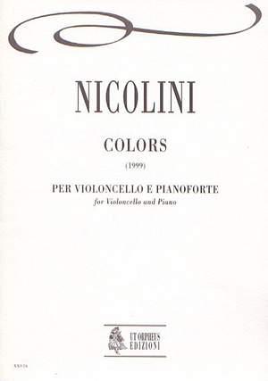 Nicolini, C: Colors (1999)
