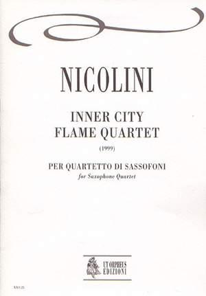 Nicolini, C: Inner City Flame Quartet (1999)